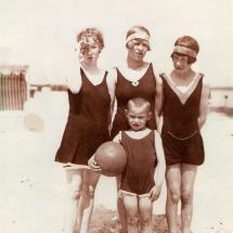 1928 an der Ostsee